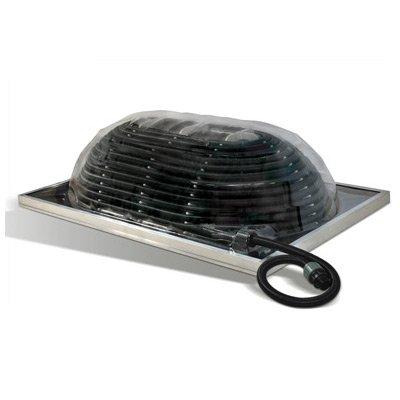 Maxi Poolsun - Cúpula solar para piscina de 10 a 20 m3