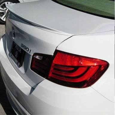 M TECH Style Trunk Spoiler for BMW 528 535 550 5 Series F10 2010 2011 2012 2013 2014 2015 2016 (unpainted)