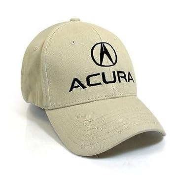 Acura Flex Beige Baseball Cap L//XL