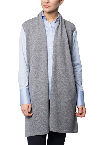 ETERNA Knit Cape knit women uni gris