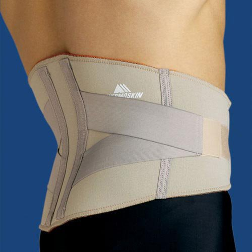 Thermoskin Lumbar Support Beige X-Lge by Marble Medical