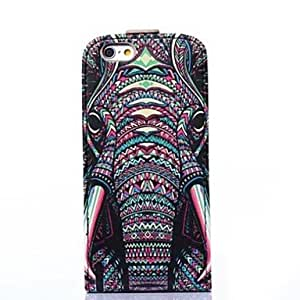 Fashionable Animal Pattern PU Leather Cover with Card Slot Cover for iPhone 6 Cases, iphone 6 Covers