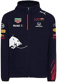 2021 Red Bull Team Hooded Sweat Jacket (Navy)