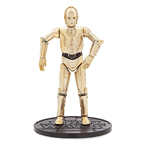 Star Wars C-3PO Elite Series Die Cast Action Figure - Star W