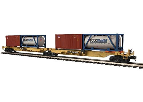 MTH TRAINS; MIKES TRAIN HOUSE TTX (UP) 2 CAR Spine CAR Set