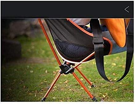 Chaise de Camping Chaise De Camping Chaise De Jardin Pliante Ultra Légère Capacité Robuste De 150 Kg Chaise D'extérieur avec Sac De Transport for Les Activités De Plein Air GCSQF