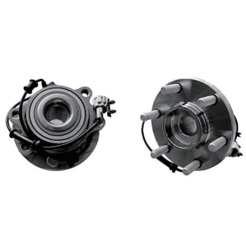 GSP 116065 Axle Bearing and Hub Assembly - Left or Right Front (Driver or Passenger Side)