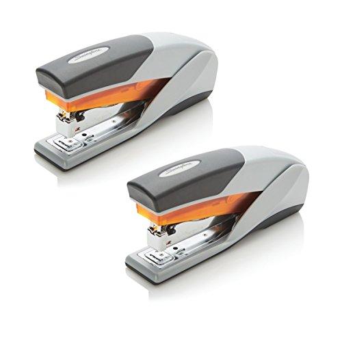 Swingline Staplers, Optima 25, Reduced Effort, Full Size, 25 Sheet Capacity, 2 Pack - Stapler Standard Acco