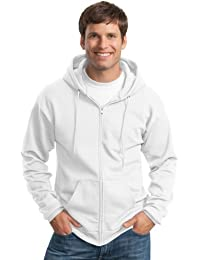 Classic Full-Zip Hooded Sweatshirt. PC78ZH
