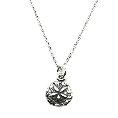 Sand Dollar Nautical Pendant - 1
