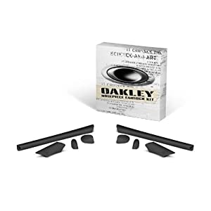 Oakley Half Jacket Mens Earsock Kit Sunglass Accessories - Black / One Size