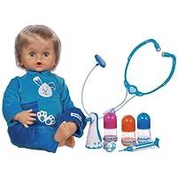 Cicciobello - Çok Hastayım Oyuncak Bebek
