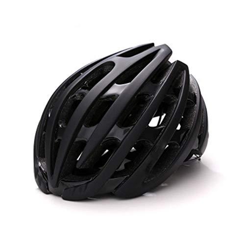 Helmet SFBBAO Bike Cycling Adult Helmet Ultralight Mtb Integrated Road Bicycle Riding Helmet XL 61-64CM black