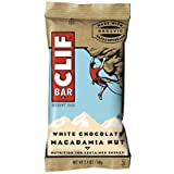 Clifbar Clifbar Clif Bars – 12 Pack White Chocolate Macadamia, One Size White Chocolate Macadamia, One Size