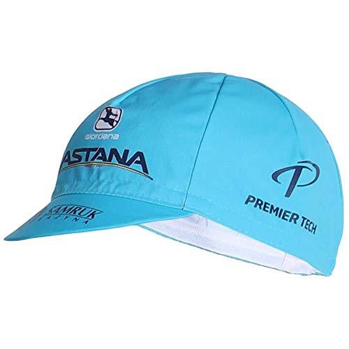 Giordana Astana Pro Team Cycling Cap - GICS19-COCA-TEAM-ASTA (Astana - One -