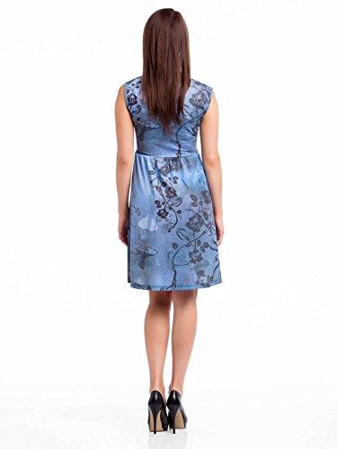 Alice im Wunderland Gothic Kleid multicolour L