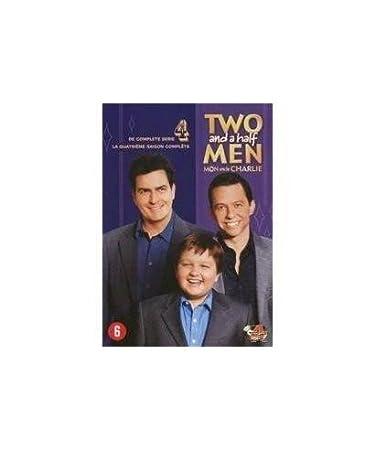 DVD - Two and a half men - Seizoen 4 (4 DVD)