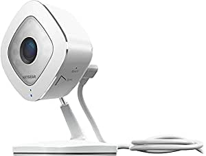Arlo Q - 1080p HD Camera, 2-way audio, Indoor only, Night Vision. No base station required, Works with Alexa (VMC3040-100AUS)