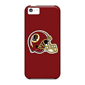 5c Scratch-proof Protection Cases Covers For Iphone/ Hot Washington Redskins 3 Phone Cases