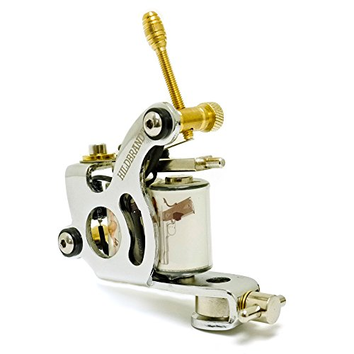 side by side coil tattoo machine - 8