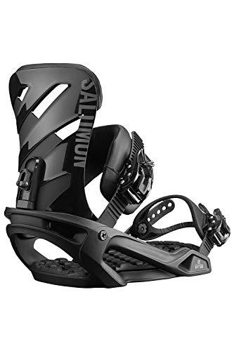 Salomon Snowboards Rhythm Snowboard Binding Black, M
