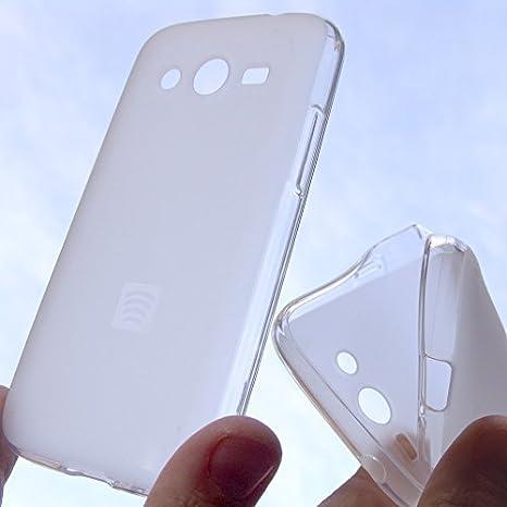 custodia silicone trasparente per samsung galaxi prime