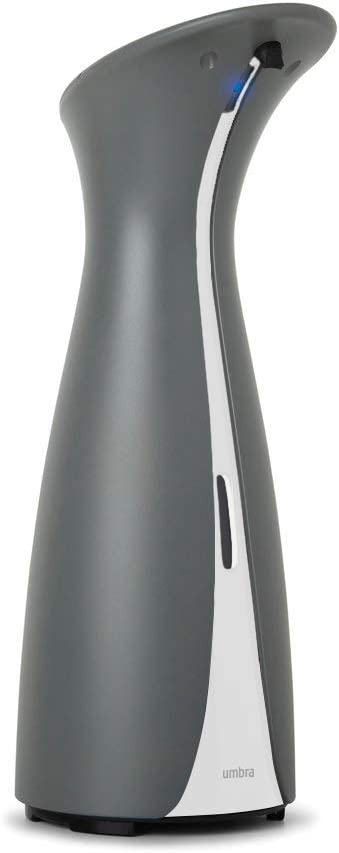 Umbra Otto Automatischer Seifenspender Sensor Spülmittel Nickel ABS 250 ml NEU