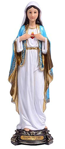 Woodington's Florentine Collection Immaculate Heart of Mary 12 Inch ()