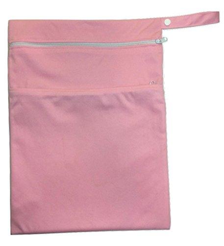 Wet Bolsa rosa rosa claro rosa claro