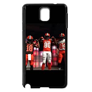 Cleveland Browns Samsung Galaxy Note 3 Cell Phone Case Black 218y3-214061