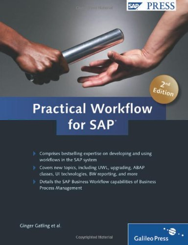 Practical Workflow for SAP by Ginger Gatling (2009-06-15