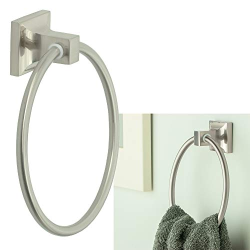 (Redwood Series Towel Ring Bath Hardware Bathroom Accessory)