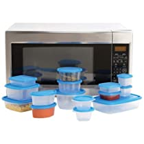 LaCuisine™ 30pc Microwave Cookware Set