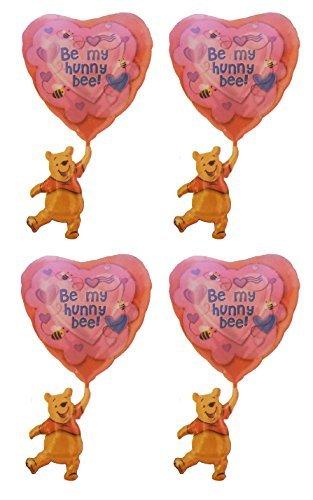 4 Large Winnie the Pooh