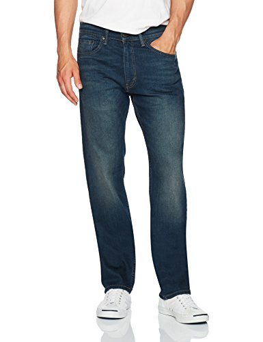 Levi's Men's 505 Regular Fit Jean, Roth-Stretch, 34 29