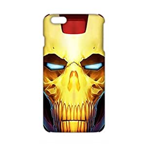 Angl 3D Case Cover Cartoon Ironman Phone Case for iphone 5 5s