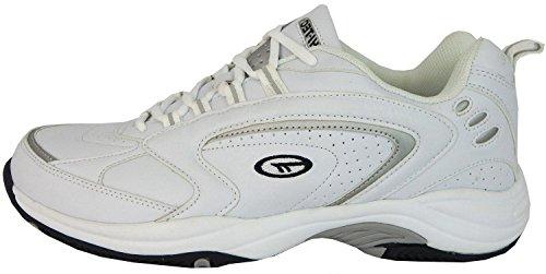 Hi Blast Plein tec Air De Lite Blanc Chaussures Homme Pour Multisport rwqrBUAn