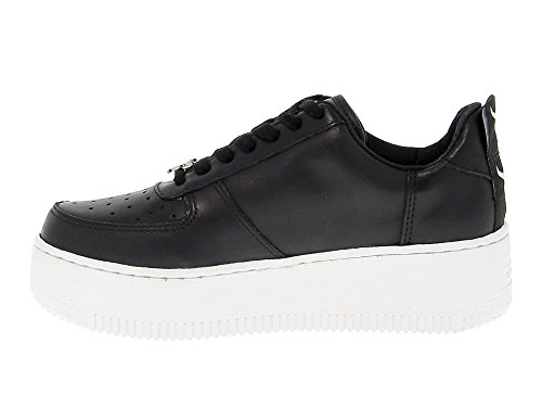 Windsor Smith Damen WINDRACERRNB Schwarz Leder Sneakers