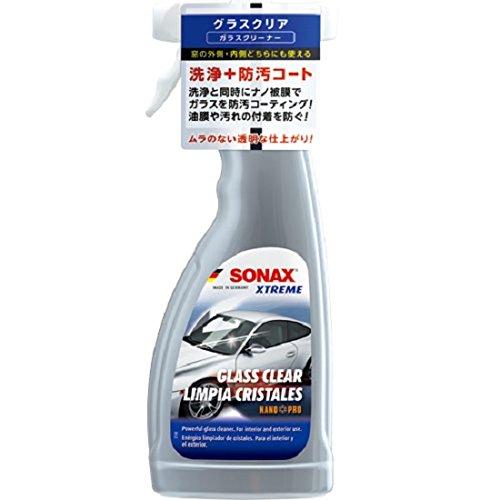 Sonax 238241 Xtreme Nano Pro Glass Cleaner (500 ml)