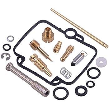 Amazon com: Suzuki 92-95 DR650 DR 650 Carburetor Carb Rebuild Kit