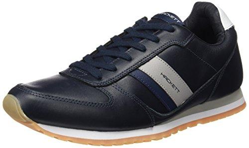 HACKETT Stockwood, Zapatos para Hombre Navy