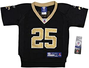Reebok New Orleans Saints Reggie Bush Toddler Replica Jersey