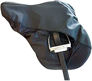 Unicorn Fleece Ride On Saddle Cover Designed for Ideal Fylde Saddle
