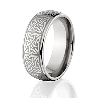 Irish Wedding Rings.Celtic Rings For Men Celtic Wedding Bands Irish Wedding Rings Knot Ring Usa Made