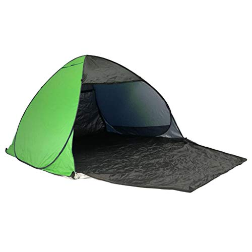 作家七時半悲劇的なBaoblaze 自動インスタント セットアップ キャンプ用 テント 日シェルター タープ 全2色