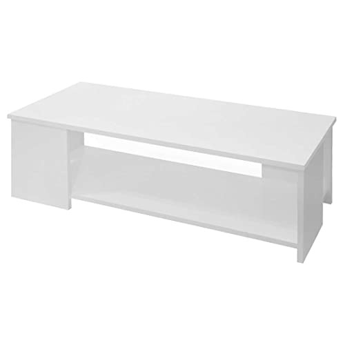 Mdf Cheap Price Coffee Table White High Gloss Center Table: White Coffee Tables: Amazon.co.uk