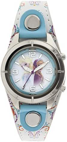Disney Frozen Analog Light Up Watch Elsa and Anna