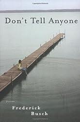Don't Tell Anyone: Fiction