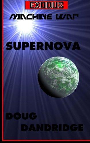 book cover of Supernova.
