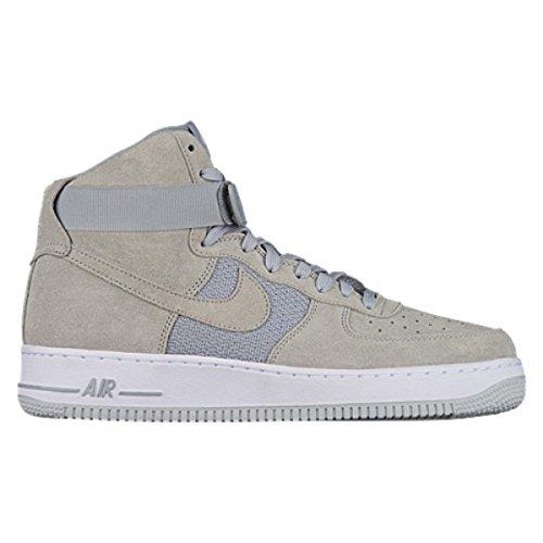 補償スリチンモイ白菜(ナイキ) Nike メンズ バスケットボール シューズ?靴 Air Force 1 High [並行輸入品]